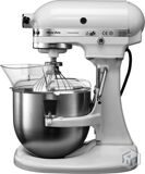 МИКСЕР KITCHEN AID профессиональный  5KPM5EWH Heavy Duty (белый) 12715
